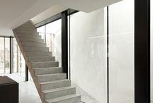 Arkitektur - Trapp