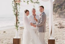Wedding Arch Ceremony / Wedding Arch, flowers and decorations for wedding ceremony bohemian style, country style, wedding beach