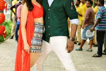 Kaththi Sandai Movie Stills