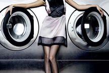 Cool laundromat photos
