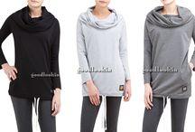 Bluzy damskie / Najmodniejsze modele bluz damskich. Ogromny wybór kolorów i fasonów.
