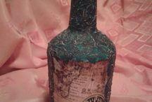 Бутылка Пиратская