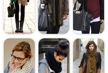 get fashionable with scarf