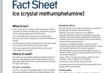 Project - Crystal meth awareness in the community (ICE)