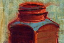 Glass Containers - Original Paintings on Etsy
