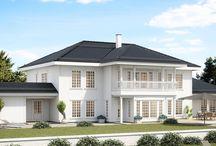 Husprosjekt / Ting jeg liker til mitt nye hus