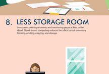tech office space ideas