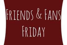 Friends and Fans Friday / Let's grow out connections. Share CWA with your friends and fans and then share them with us. Introduce us to one of your friends or fans each Friday. Tell us why we want to know that person. Be sure to share their blog/ website, twitter or other social media links so we can connect with them too. If you are on Instagram or twitter use the #CWAfriends