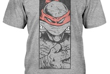 Teenage Mutant Ninja Turtles / Everything Teenage Mutant Ninja Turtles | We sell all sorts of superhero t-shirts online for guys and girls visit us at www.jackofalltradesclothing.com  / by Jack of All Trades Clothing