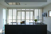 Shutters keuken / Shutters mooi en onderhoudsvriendelijk voor in uw keuken!