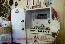 Play Kitchens / by Effie Real