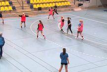 Håndbold - Øvelser til forsvar