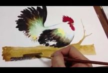I Will Watercolor! / by Olivia Thorne