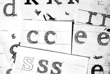 Serif Typefaces / Inspiration