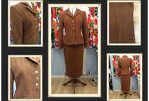 Custom projects / Custom made garments from my workroom