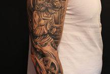 Tatuagens fabulosas