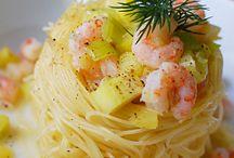 Bucket List - Food - Pasta / by Georgie Kearns