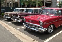 Chevrolet 40's ,50's, 60's and 70's / Clássicos Chevrolet