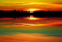 Most Beautiful Sunrises & Sunsets / This board is about the most beautiful sunrises and sunsets near and a far.
