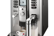 Gaggia Espresso Machines / Experience the tradition of Italian espresso with Gaggia espresso machines for the home.   / by Whole Latte Love
