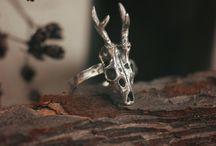 macabre jewellery