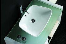 Umywalki ceramiczne / ceramic bathroom washbasins