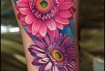kukka tattoo
