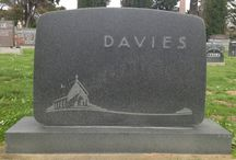 There's a story there . . . / Memorials to some of the famous and not so famous at Holy Cross Catholic Cemetery in Colma