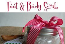Body Scrubs and Soaps / by Stacy Bledsoe