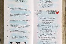 Listers Gotta List Challenge / #listersgottalist  / by Shalise Mein