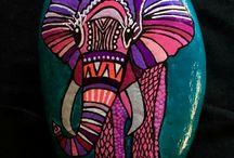 Piedras elefante