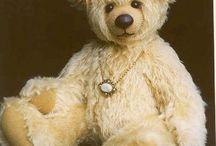 memory bears / Handmade Memory Bears