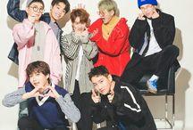 Block B♡♡ / Zico;Taeil;B-BOMB;Jaehyo;U-Kwon;Park Kyung;P.O