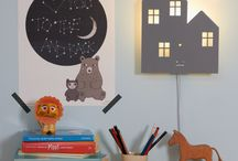 Børnelamper / Søde, dejlige lamper til børn eller til dem, der elsker yndige ting.