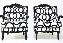Chairs & other cool furniture
