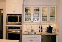 Home: Mini-bar & Wine storage / by Joy C.