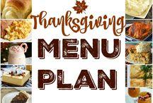 Planned menu