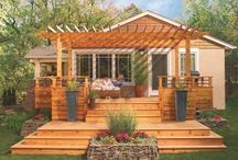 outdoor ideas / by Vickie Smith