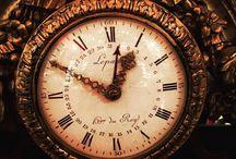 III Clocks / Design Inspiration Featuring Clocks, Antique Clockfaces and Clock Designers