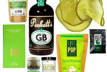 St. Patrick's Day Goodies / Everything good in a green-colored package, plus our favorite beer goodies and lucky spirits. / by MOUTH
