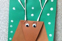 Winter Peds Crafts / by Chelsie McKee
