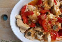 Silvia Pasticci, food blog
