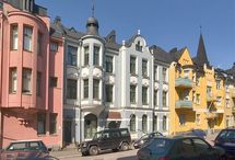 Helsingin kauneimmat talot ja jugeng talot