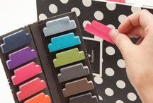 Organization - Planner / Organizational tips for your daily planners