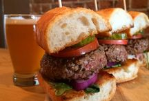 NY Burger Week Events / These are pictures of Burgers featured at different NY Burger Week events http://theburgerweek.com