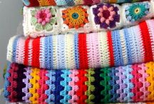 Gorgeous Crochet / One day I WILL learn to crochet!!  It is such a beautiful craft :)