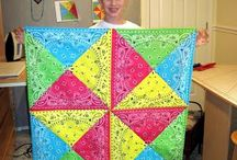 simple quilts for CAT