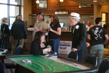 """CVACC Casino Night 2015 / The Chino Valley Area Chamber of Commerce held it's annual Casino Night fundraiser at Centennial Hall along with their special guest- """"Elvis"""" joining in the gaming, fun and song!"""