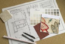 Interior design / Projects for clients, mood boards, designs, ideas.
