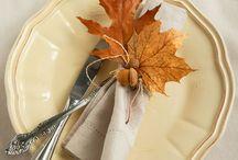 Autumnal board